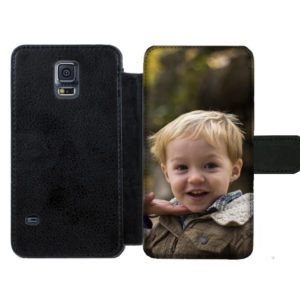Samsung Galaxy S5/S5 Neo Wallet case (front printed)