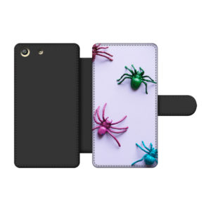 Sony Xperia M5 Wallet case (front printed)