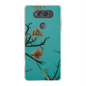 LG V20 Soft case (back printed, transparent)