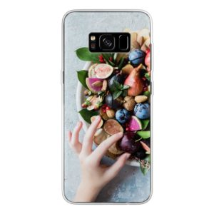 Samsung Galaxy S8 Soft case (back printed, transparent)
