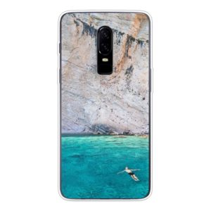 OnePlus 6 Soft case (back printed, transparent)