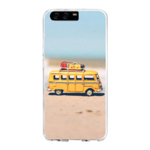 Huawei P10 Hard case (back printed, transparent)