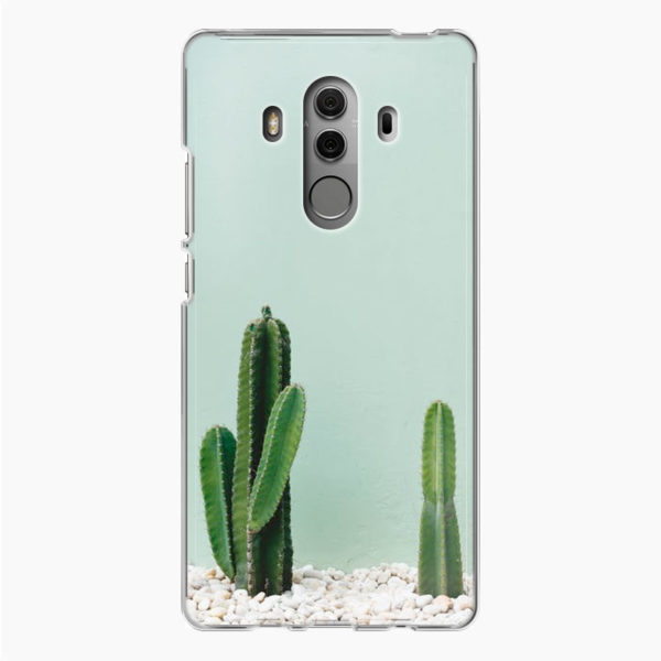 Huawei Mate 10 Pro Soft case (back printed, transparent)