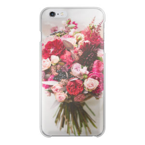 Apple iPhone 6/6s Plus Hard case (back printed, transparent)