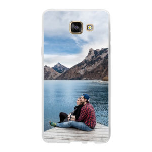 Samsung Galaxy A5 (2016) Soft case (back printed, transparent)