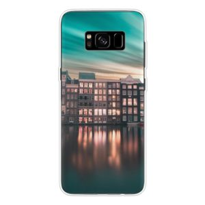 Samsung Galaxy S8 Plus Soft case (back printed, transparent)