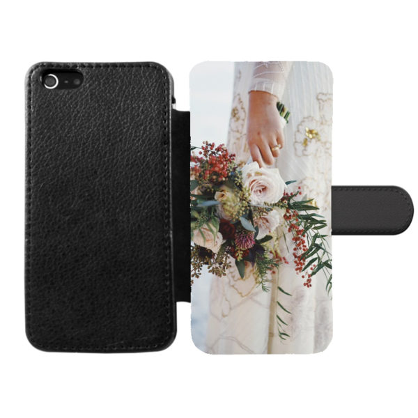 Apple iPhone 5/5s/SE (2016) Wallet case (front printed)