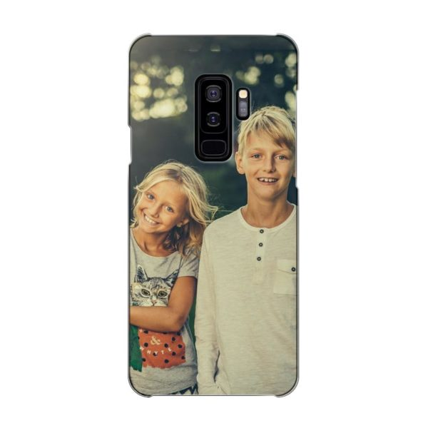 Samsung Galaxy S9 Plus Hard case (back printed, transparent)