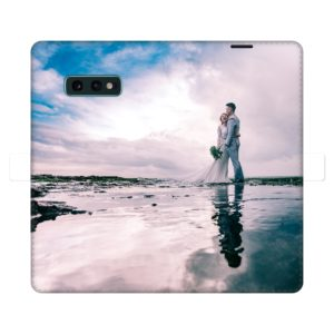Samsung Galaxy S10e Wallet case (fully printed)