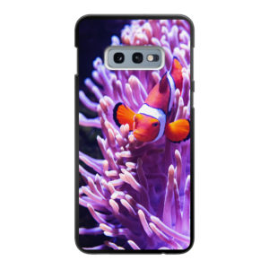 Samsung Galaxy S10e Hard case (back printed, black)
