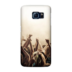 Samsung Galaxy S6 Edge Hard case (fully printed)