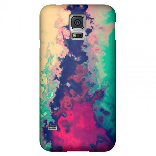 Samsung Galaxy S5 Hard case (fully printed, gloss)