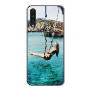 Samsung Galaxy A30s / Galaxy A50 / Galaxy A50s Soft Case (back printed, transparent)