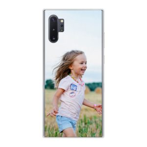 Samsung Galaxy Note 10 Plus Soft case (back printed, transparent)