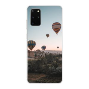 Samsung Galaxy S20+ Soft case (back printed, transparent)