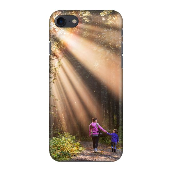 Apple iPhone 7/8/SE (2020) Hard case (fully printed, deluxe)