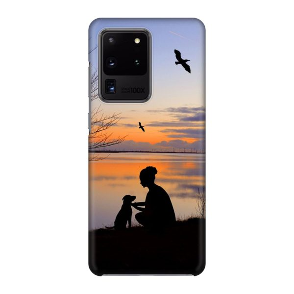 Samsung Galaxy S20 Ultra Hard case (fully printed, deluxe)