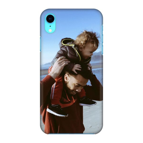 Apple iPhone Xr Hard case (fully printed, deluxe)