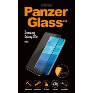 PanzerGlass Samsung Galaxy S10e - Black - Case Friendly