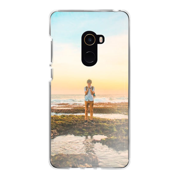 Xiaomi Mi Mix 2 Soft case (back printed, transparent)