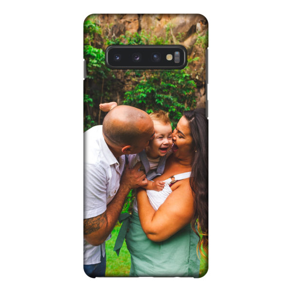 Samsung Galaxy S10 Hard case (fully printed, deluxe)