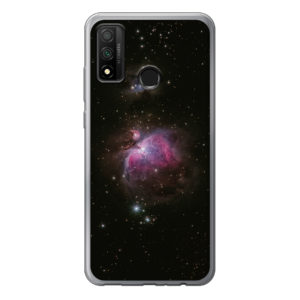 Huawei P Smart (2020) Soft case (back printed, transparent)