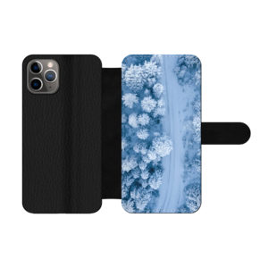 Apple iPhone 11 Pro Max Wallet case (front printed)