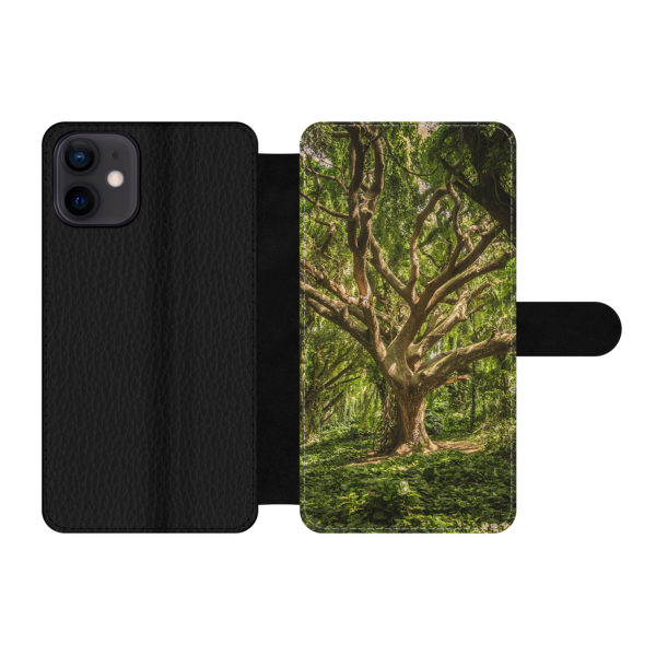 Apple iPhone 12 mini Wallet case (front printed)