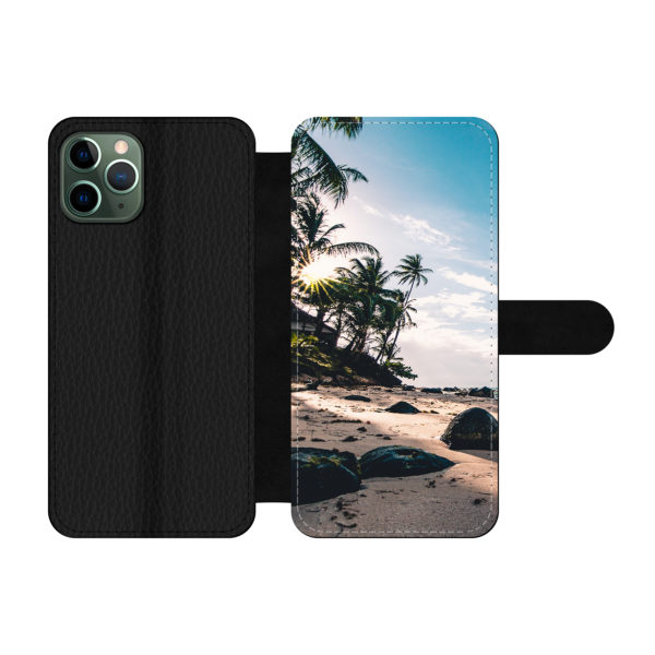Apple iPhone 11 Pro Wallet case (front printed)